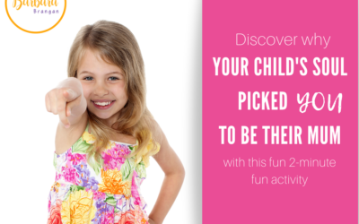 Discover why your child's Soul picked you to be their parent…