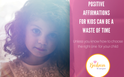 Are affirmations for kids a waste of time?