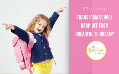 6 Tips to Transform School Drop-off From Dreadful to Dreamy